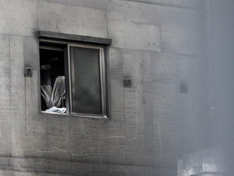 мчс раскрыли подробности пожара ногинской психиатрической больнице