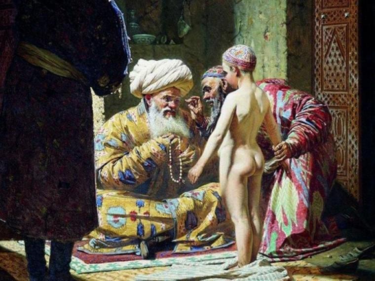 Сексуальное рабство в азии и африке — 10