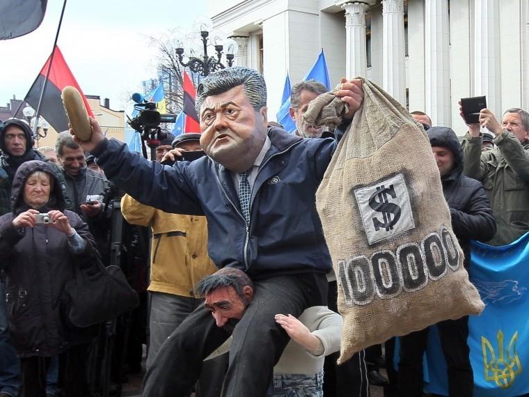 Пляска киевских сумасшедших