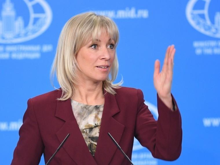 Захарова ответила Франции назаявления опроблемах инспекторов ОЗХО вСирии