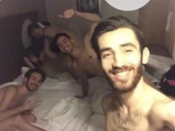 Турецкие спортсмены устроили «тхэквондо впостели»: фото 18+