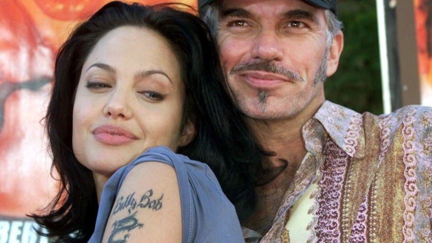 Прежний  супруг  Анджелины Джоли впервый раз  признался, что неизлечимо нездоров