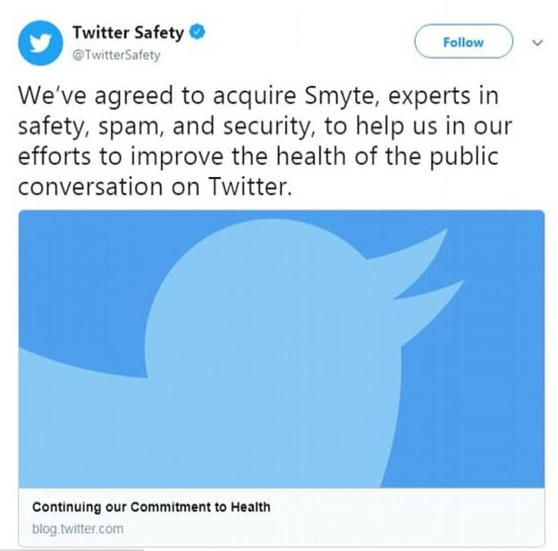 Твиттер отключил сервис для противодействия харассменту сразу после покупки
