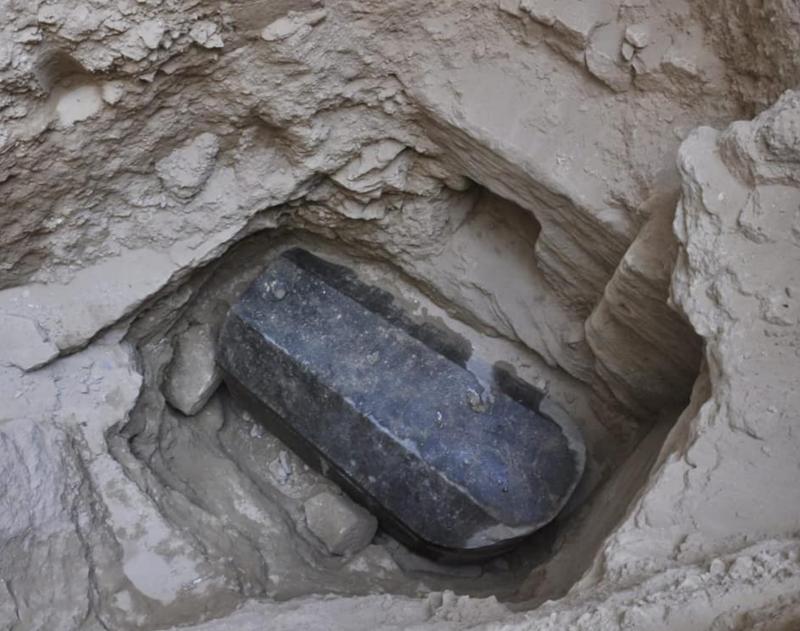 Александрийский саркофаг