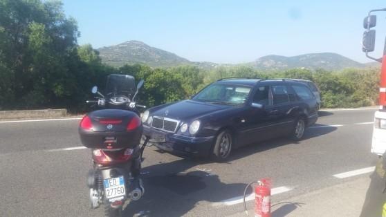 Джордж Клуни серьезно пострадал вДТП смотоциклом