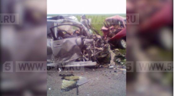 В 2-х страшных ДТП под Курском погибли 7 человек