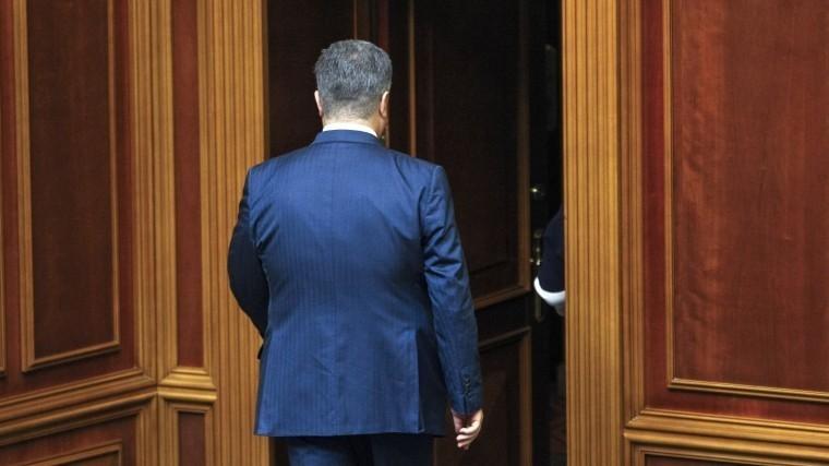 «Стуалетом перепутал»: Порошенко случайно забежал впереговорную Лаврова