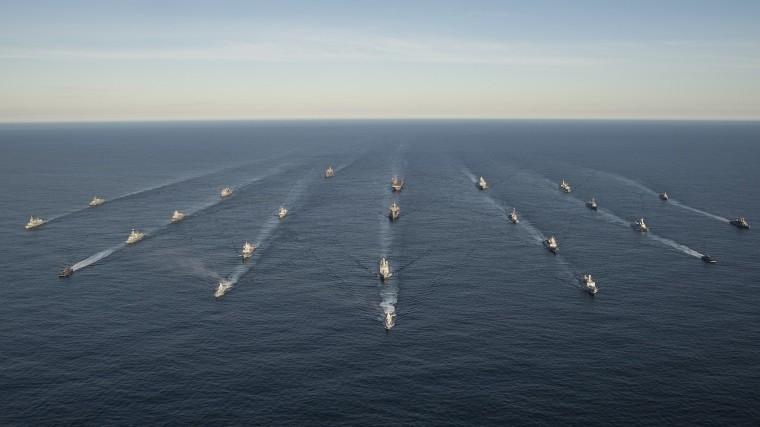 Смех даитолько: ВБритании оценили учения НАТО вНорвегии