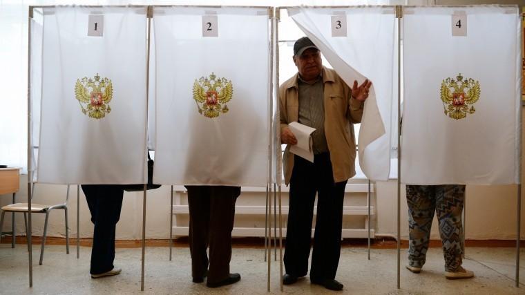 ВХакасии открылись первые избирательные участки навыборах главы региона