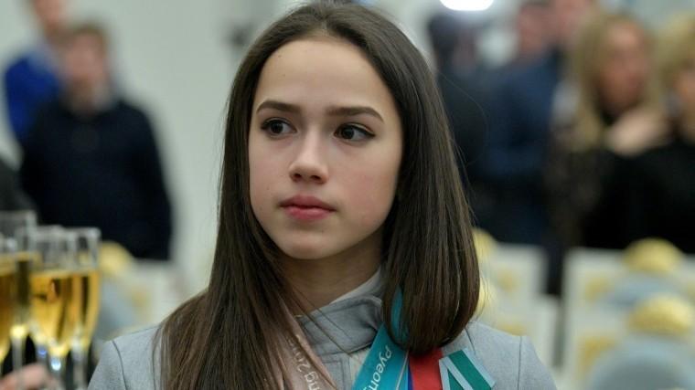Алина Загитова заявила, что мировой рекорд для нее ничего незначит