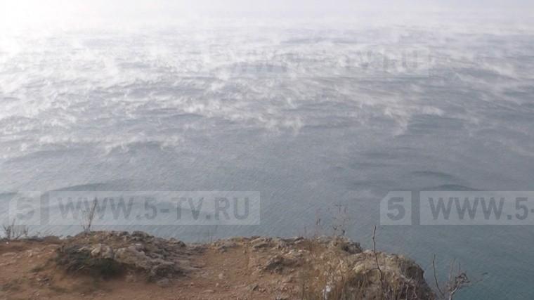Неожиданный секс на черном море