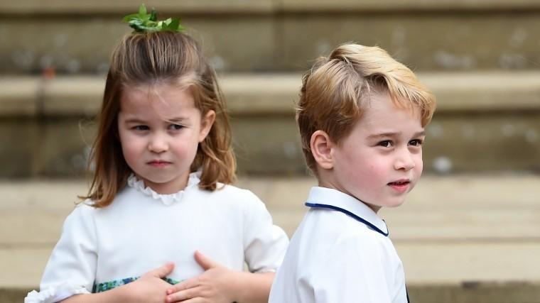 +++ Каждому поелке: так отпразднуют Рождество принц Джордж ипринцесса Шарлотта