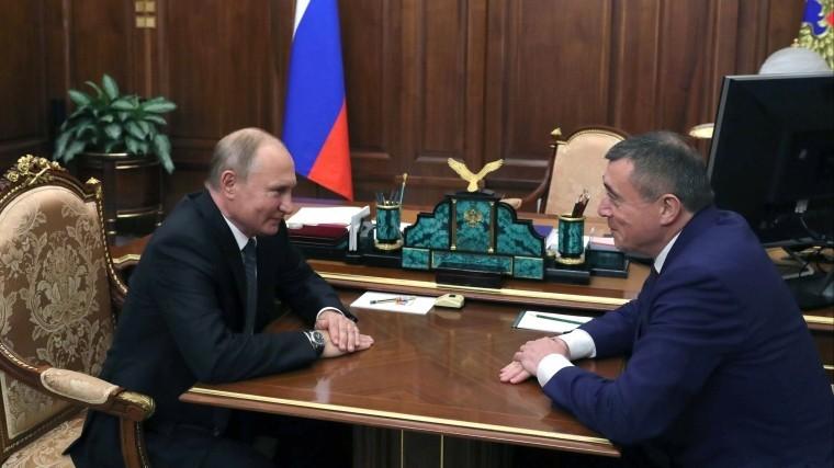Путин назначил врио губернатора Сахалина