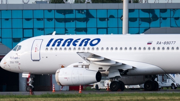 Пассажиры «ИрАэро» пожаловались, что немогут вернуться вРоссию изКитая