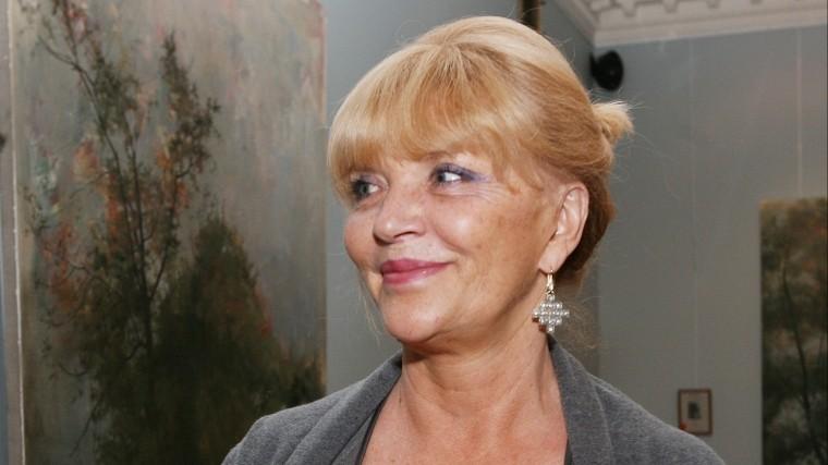Актриса Вертинская поведала подробности романа сКончаловским