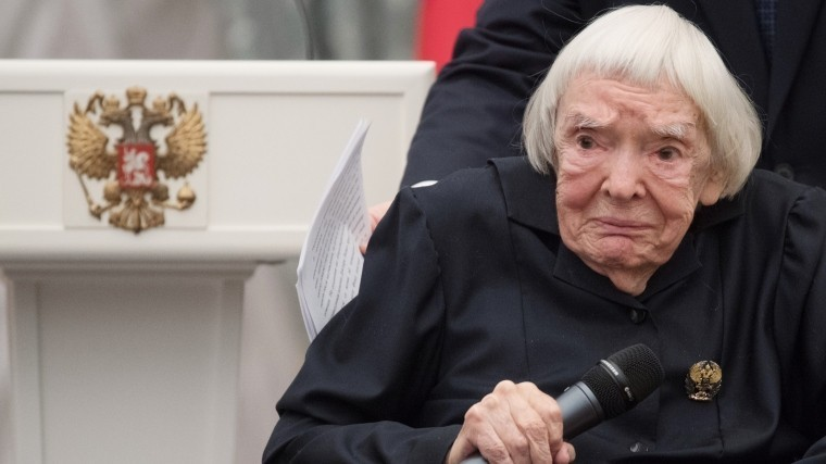 Скончалась легендарная правозащитница иглава СПЧ Людмила Алексеева