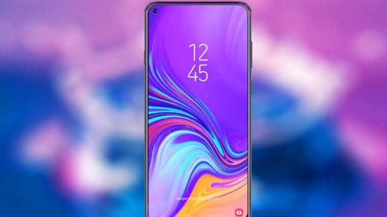 Стали известны характеристики «дырявого» Samsung Galaxy A8S