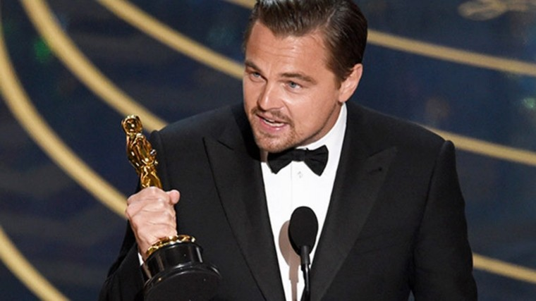 Оскар 2019: Леонардо ДиКаприо стал героем флешмоба ДайтеЛеоОскара в 2019 году