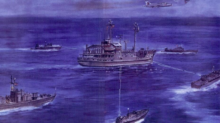 «Пуэбло»: Позор или грандиозная насмешка флота США