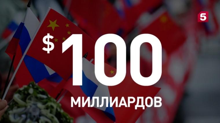 Товарооборот России иКитая в2018 побил исторический рекорд
