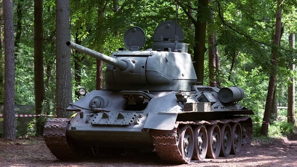 «Эхо войны»: Почему легендарный танк Т-34 досих пор встрою