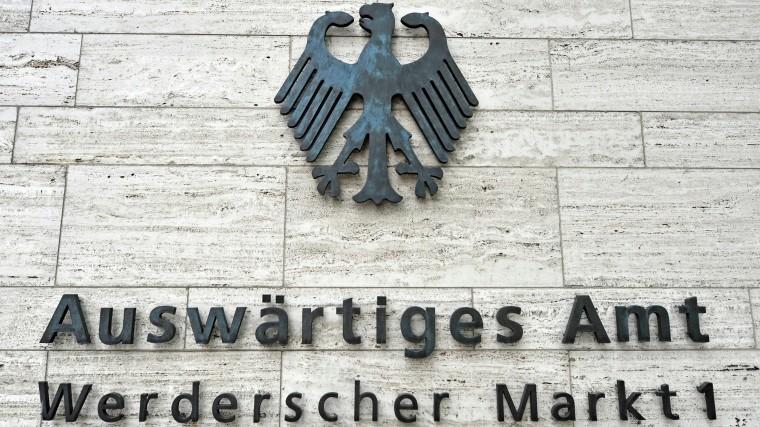 МИД ФРГ назвал провокацией письма посла США немецким кампаниям