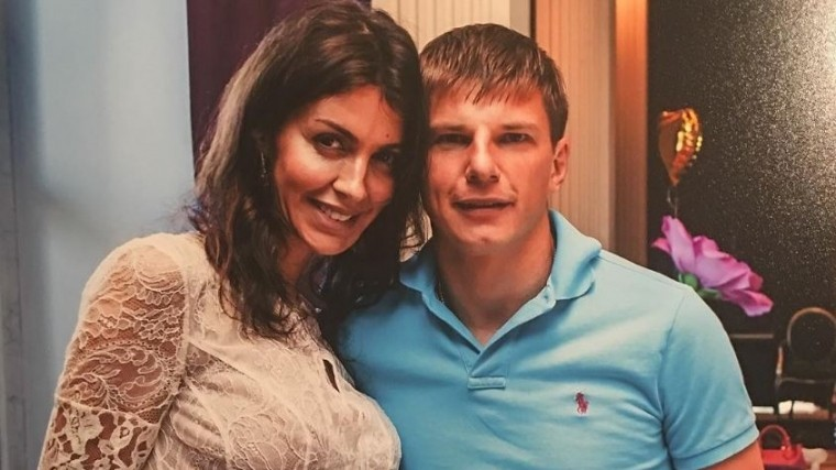 Алиса Аршавина: Меня идочки вжизни Андрея будто небыло