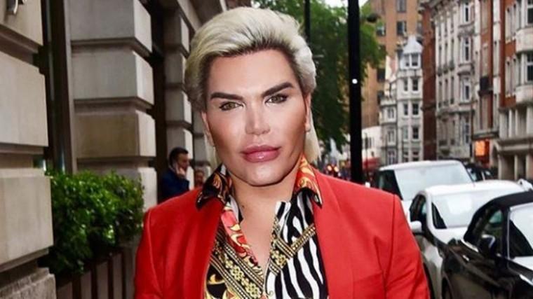 «Живой Кен» изБразилии примет участие в«Евровидении»— фото