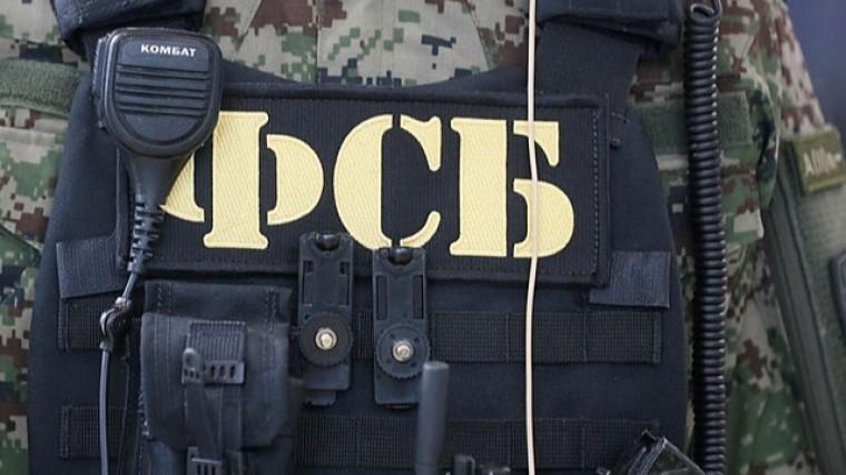 ФСБ задержала вКрыму предполагаемых террористов