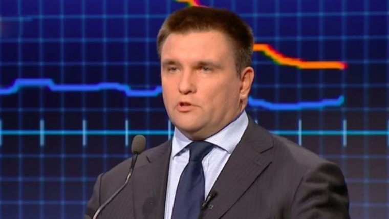«Просто выкинут изокна»: Климкин осотрудничестве властей Украины сРоссией