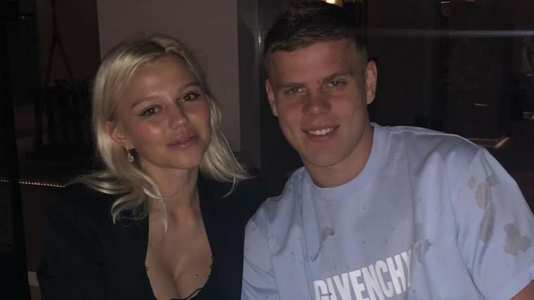 Жена Кокорина считает Пака виновником конфликта сфутболистом