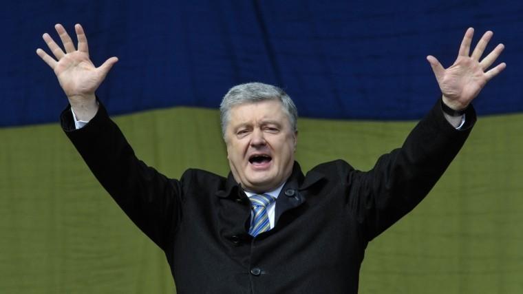 Порошенко заделался дипломатом ипообещал мирно вернуть Крым иДонбасс