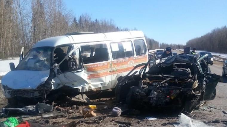 Момент смертельной аварии савтобусом вПортугалии попал навидео