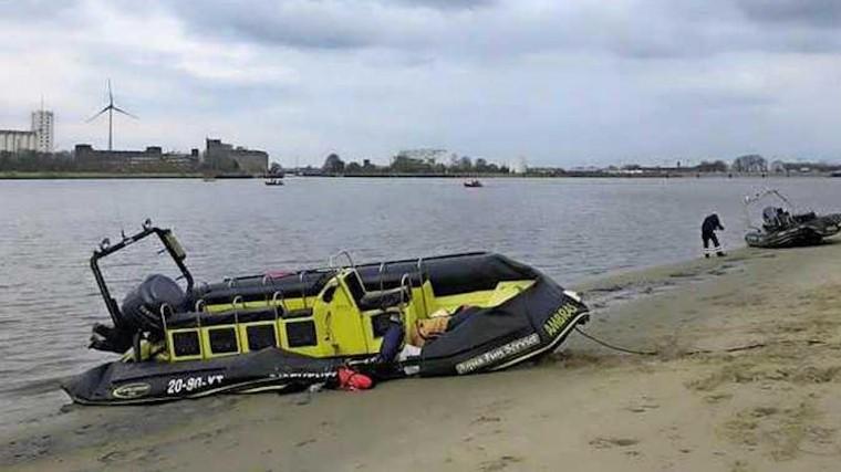 При столкновении прогулочных судов в Антверпене пострадали 18 человек