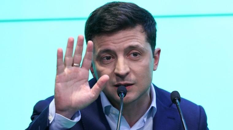 Видео: Зеленский отправил «послание мира» жителям ЛНР, ДНР иКрыма