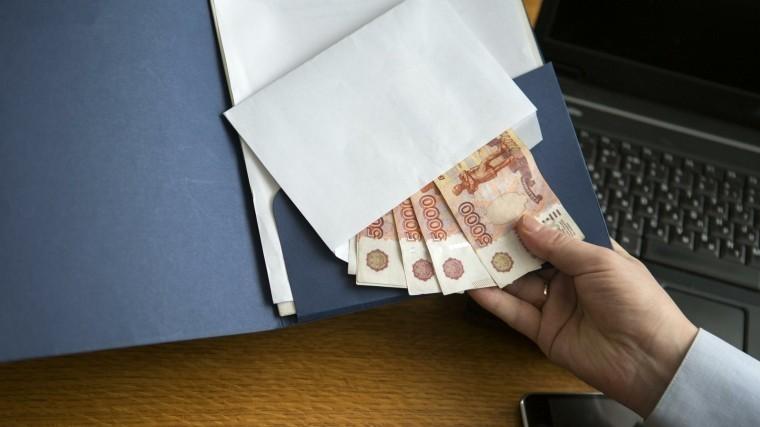 Полицейский задержан вПетербурге завзятку вдевять миллионов рублей