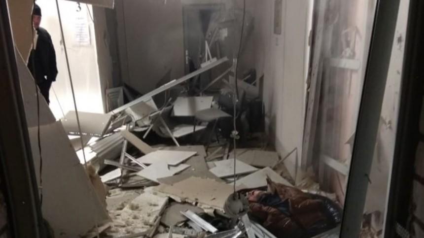 Попытка взорвать банкомат в Череповце оказалась для грабителя смертельной