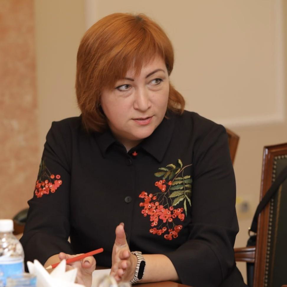 Наталья Григорьевская