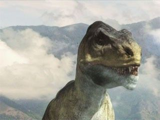 «Вскрытие динозавра»