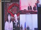 Ветеран войны из Петербурга вышел на видеосвязь с приемной президента