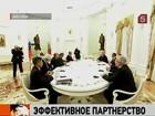 В Кремле прошло заседание российско-французского Совета по вопросам безопасности
