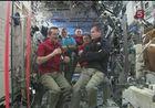 На международной космической станции сменился командир экипажа