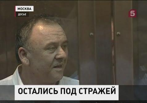 Суд продлил арест троих обвиняемых по «делу Политковской»