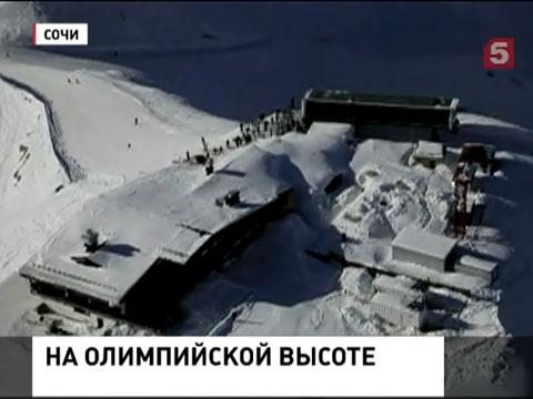 За 36 дней до начала Олимпиады организаторы осмотрели объекты