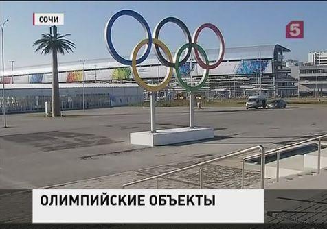 Расходы на сочинскую Олимпиаду составили 214 млрд рублей