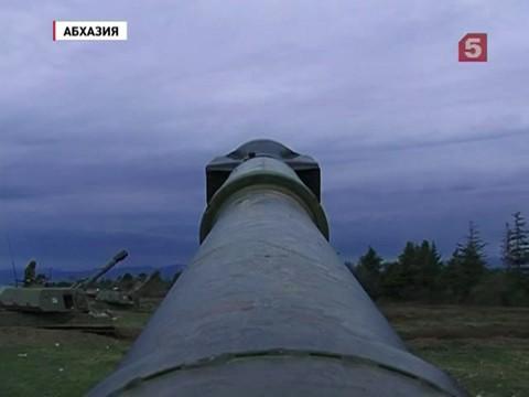 В Абхазии завершились российские военные учения
