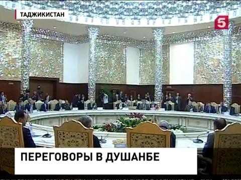 В Душанбе проходит расширенное совещание делегаций стран-участниц ОДКБ