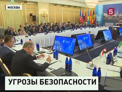 В Москве прошла встреча глав спецслужб стран СНГ