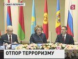 В Петербурге прошло заседание Совета Парламентской Ассамблеи ОДКБ