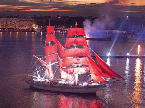 «Алые паруса» признаны лучшим молодежным мероприятием
